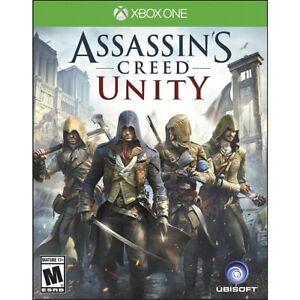 Assassin-039-s-Creed-Unity-INSTANT-Digital-Key-Microsoft-Xbox-One-NO-DESC-Worldwide