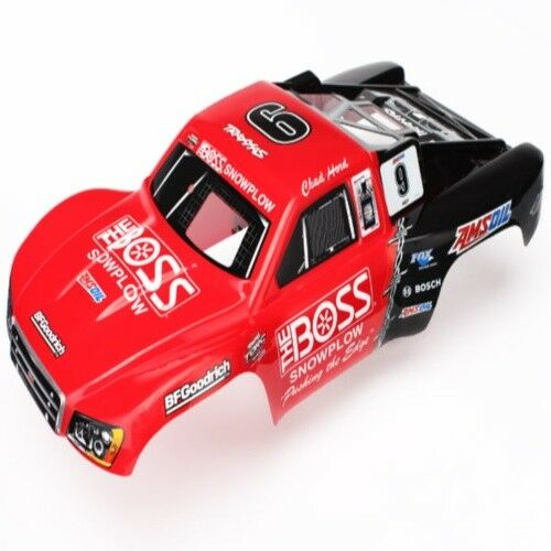 NEW Traxxas Nitro Slash Painted Body Chad Hord Painted w/ Decals 4416