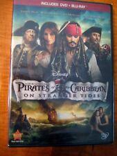 Pirates of the CaribbeanOn Stranger Tides (Blu-ray/DVD,2011 2-Disc Set)NEW DiSCS