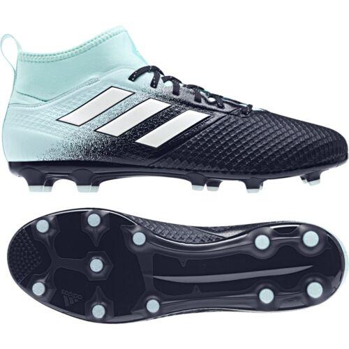 adidas ACE 17.3 Primemesh AG Sohle Fußballschuh S77063 weiß-schwarz-aquamint