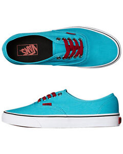d2c40e314af9 Vans Authentic Scuba Chili Pepper Women s Skate Shoes Size 5.5