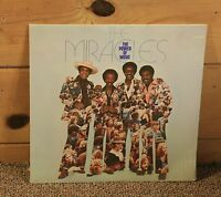 Miracles - The Power Of Music - Tamla Motown 1976 Sealed Lp Vinyl Record -v