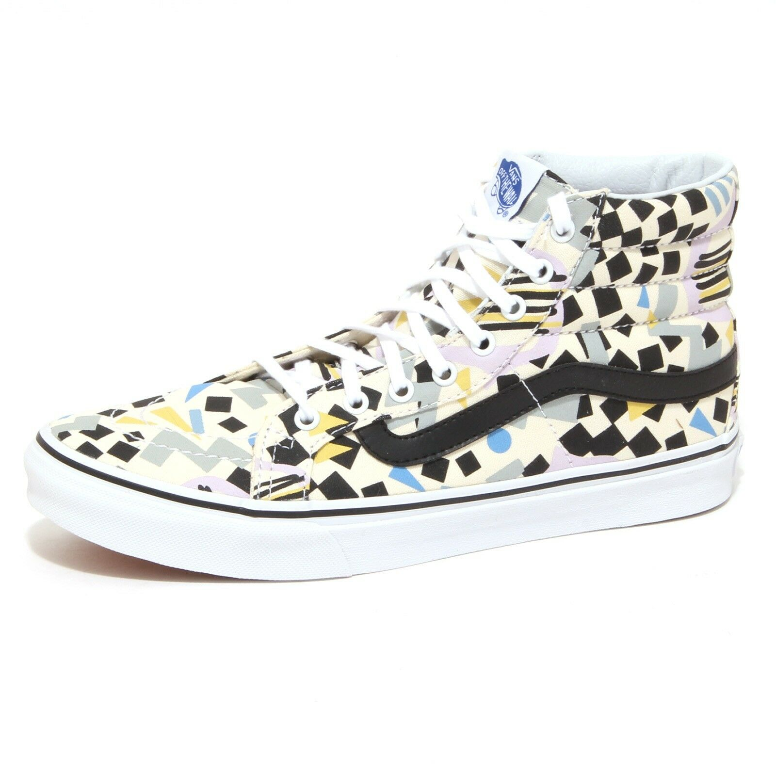 7956p cortos mujer Vans sk8-hi slim multiColor zapatos zapatos zapatos Woman  compras online de deportes