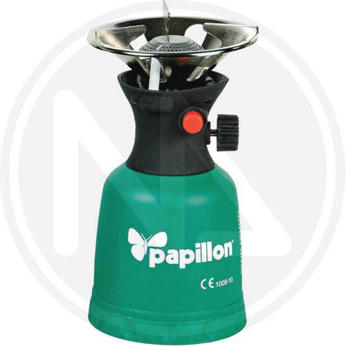 Fornello fornelli cartucce gas butano campeggio camping piezo 1300 w  93308