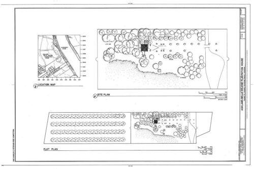 house plans Ashland an Antebellum Plantation