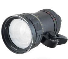 METEOR 5-1 17-69mm for Krasnogorsk-3 camera 16mm M42 lens MFT BMPCC Super16 M4/3