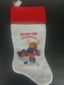 image is loading vintage 80 039 s get along gang montgomery - Moose Christmas Stocking