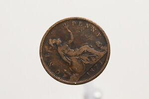 UK-GB-PENNY-1873-VICTORIA-NICE-SHARP-DETAILS-B15-S7317