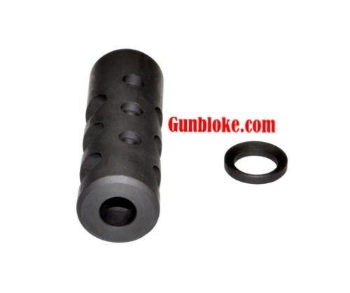 SAUER 15x1mm  THE ELIMINATOR  Muzzle brake compensator - Any Cal