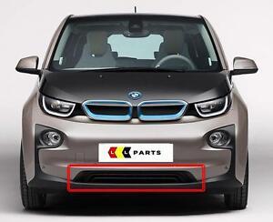 Nuevo-Original-BMW-I3-I01-Serie-Parachoques-Delantero-Inferior-Parrilla-de-entrada-de-aire-7306434