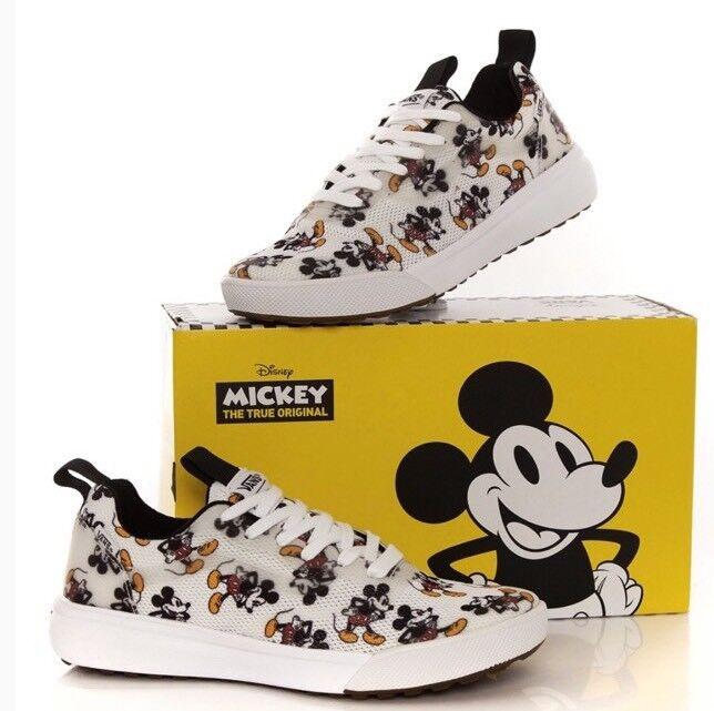 Vans x Disney Ultrarange Rapidweld Mickey Mouse Skate  Men's SZ 9 WMS 10.5 New