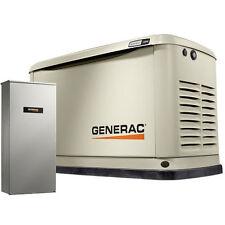 Generac Guardian™ 16kW Aluminum Standby Generator System (200A Service ...