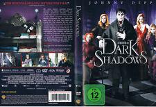 DARK SHADOWS --- Fantasykomödie --- Johnny Depp --- Tim Burton --- Uncut ---
