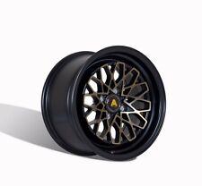 "Autostar Geo 15"" x 8"" 4x100 et25 alloys fits Mazda Mx5 Honda Civic Vw Polo Golf"