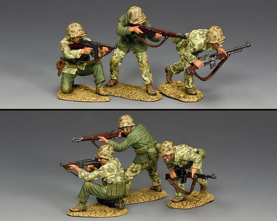 King and Country We'll cover you  USMC049(SE)