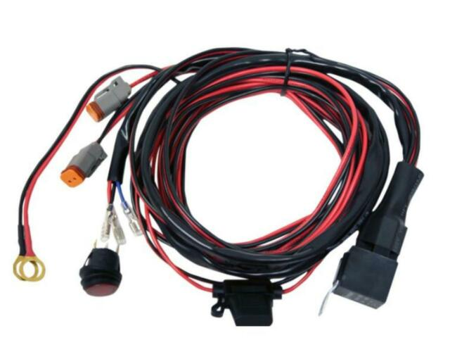 Rigid Industries D2 Series Led Lighting Wiring Harness 14