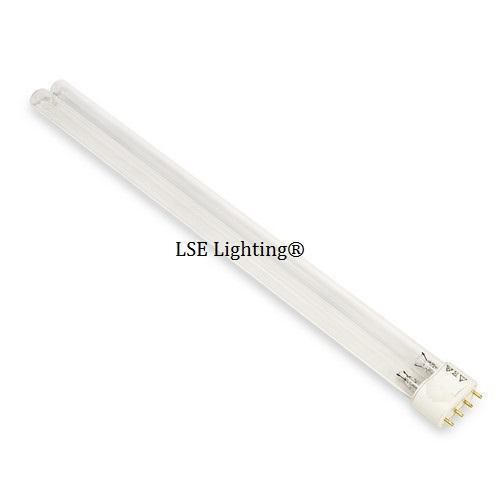 LSE Lighting compatible 900360 PL-L60WHO//TUV UV Bulb for CaluTech UVC
