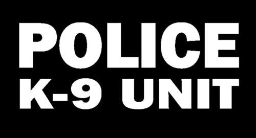Hooded Sweat Shirt Police K-9 Unit Heavy Weight Gildan Professional Business
