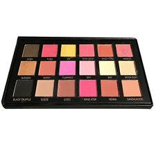 18 Colores Tierra Mate Pigmento Paleta De Sombras Cosmético Ojos Maquillaje