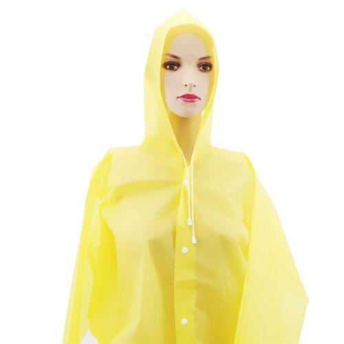 Kids Dinosaur Waterproof Jacket Raincoat Rain Coat Hooded Poncho Rainwear WA