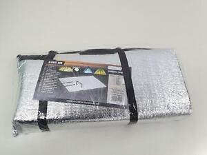 Simex-Sport-Duo-Aluminium-Matte-Isomatte-Unterlage-190-x-120-cm-41095-NEU