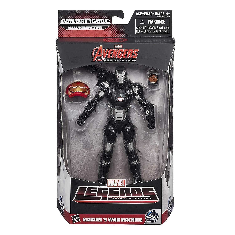 Marvel Legends Infinite Series máquina de guerra