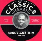 1949-1951 by Sunnyland Slim (CD, Jan-2003, Classics)