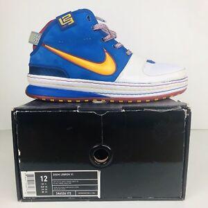 Image is loading Nike-Zoom-LeBron-6-Superman-Men-039-s- da39963328