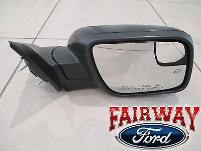 Panssenger Right Side Glass View Heated Mirror Fit F150 F-150 04-14 RH