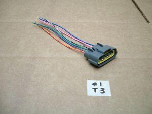 Image Is Loading New Distributor Plug Pigtail Fits Nissan Pathfinder V6