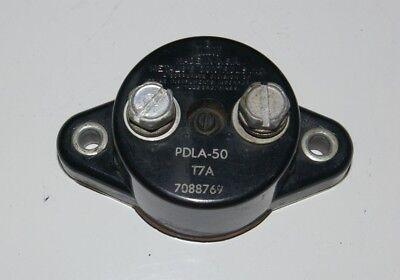 PDA-20 KLIXON CIRCUIT BREAKER 20 AMPS// 30 VDC NEW OLD STOCK