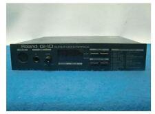 Boss Roland Gi-10 Gutiar Synthesizer Guitar Midi Interface 160727