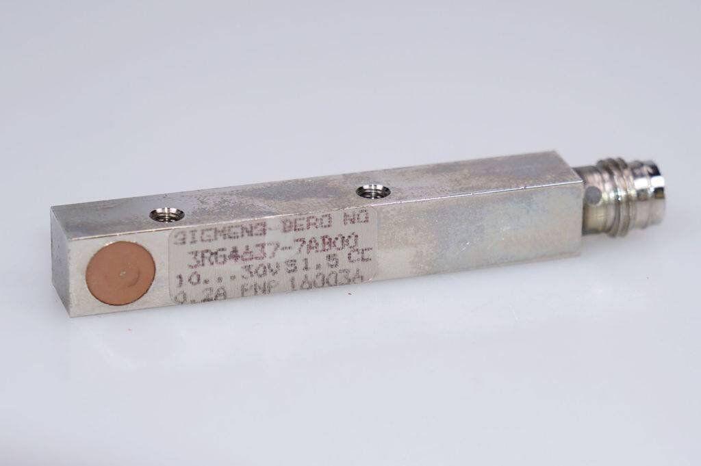 Siemens Bero 3rg4637-7ab00 SIMATIC pxi220 inductives Capteur 8x8mm 8x8mm Capteur SN 1,5 mm c9655f