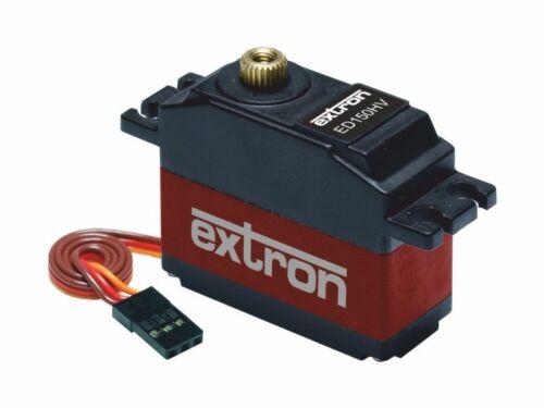 Digital leistungsstarkes Servo Extron ED150 HV  Metallgetriebe X5605