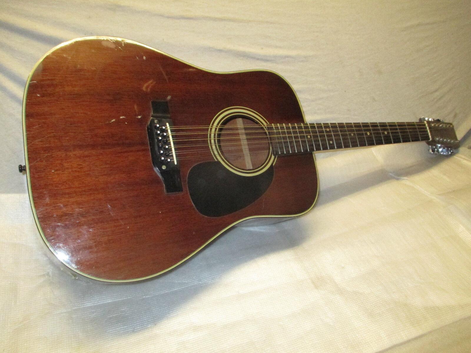 80's Takamine 12 String Western-made in Japan