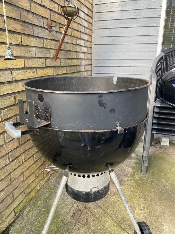 Anden grill, Weber