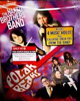 Naked Brothers Band - Polar Bears Dvd W/ Bonus Neopets Cd Rom, Nickelodeon