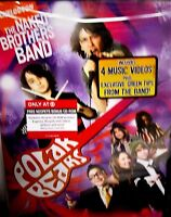 Naked Brothers Band - Polar Bears Dvd W/ Bonus Neopets Cd Rom, Nickelodeon