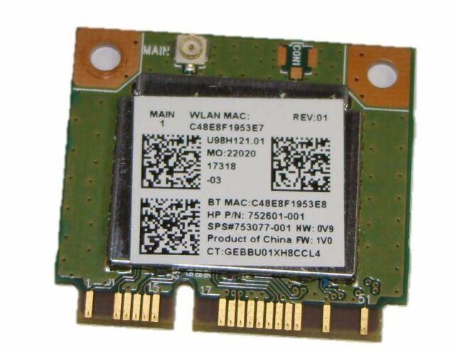 USB 2.0 Wireless WiFi Lan Card for HP-Compaq Pavilion t617m