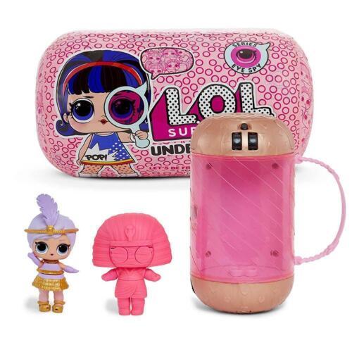 Under Wraps Doll L.O.L Series Eye Spy 1A LOL Tots Innovation Doll Surprise