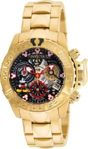 Invicta-Women-039-s-24507-Disney-Limited-Edition-Subaqua-Chronograph-Skeleton-Watch