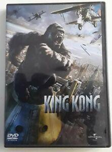 DVD King Kong Peter Jackson Jack Black Adrien Brody Colin Hanks - Waldbronn, Deutschland - DVD King Kong Peter Jackson Jack Black Adrien Brody Colin Hanks - Waldbronn, Deutschland