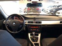 BMW 320d 2,0 4-dørs