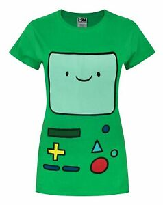 Adventure-Time-BMO-Women-039-s-T-Shirt