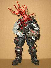 Gears of War Headshot Locust Drone Action Figure Figur  Neca