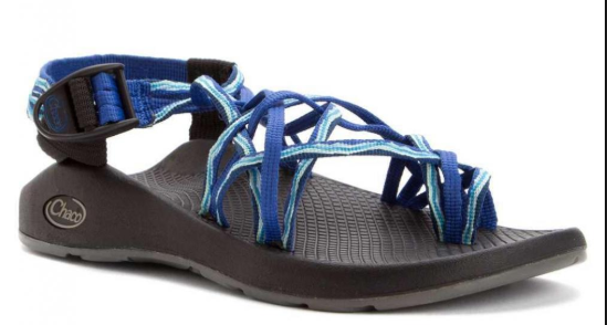 Chaco ZX 3 Classic Sand Dune Comfort Sandal Women's size 5 NIB