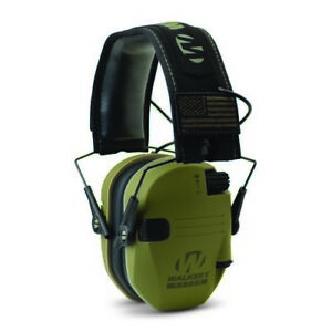 Walker-039-s-Game-Ear-GWP-RSEMPAT-ODG-Olive-Drab-Green-Razor-Patriot-Ear-Muff