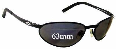 SFx Replacement Sunglass Lenses fits Dolce /& Gabbana DG2075-63mm Wide