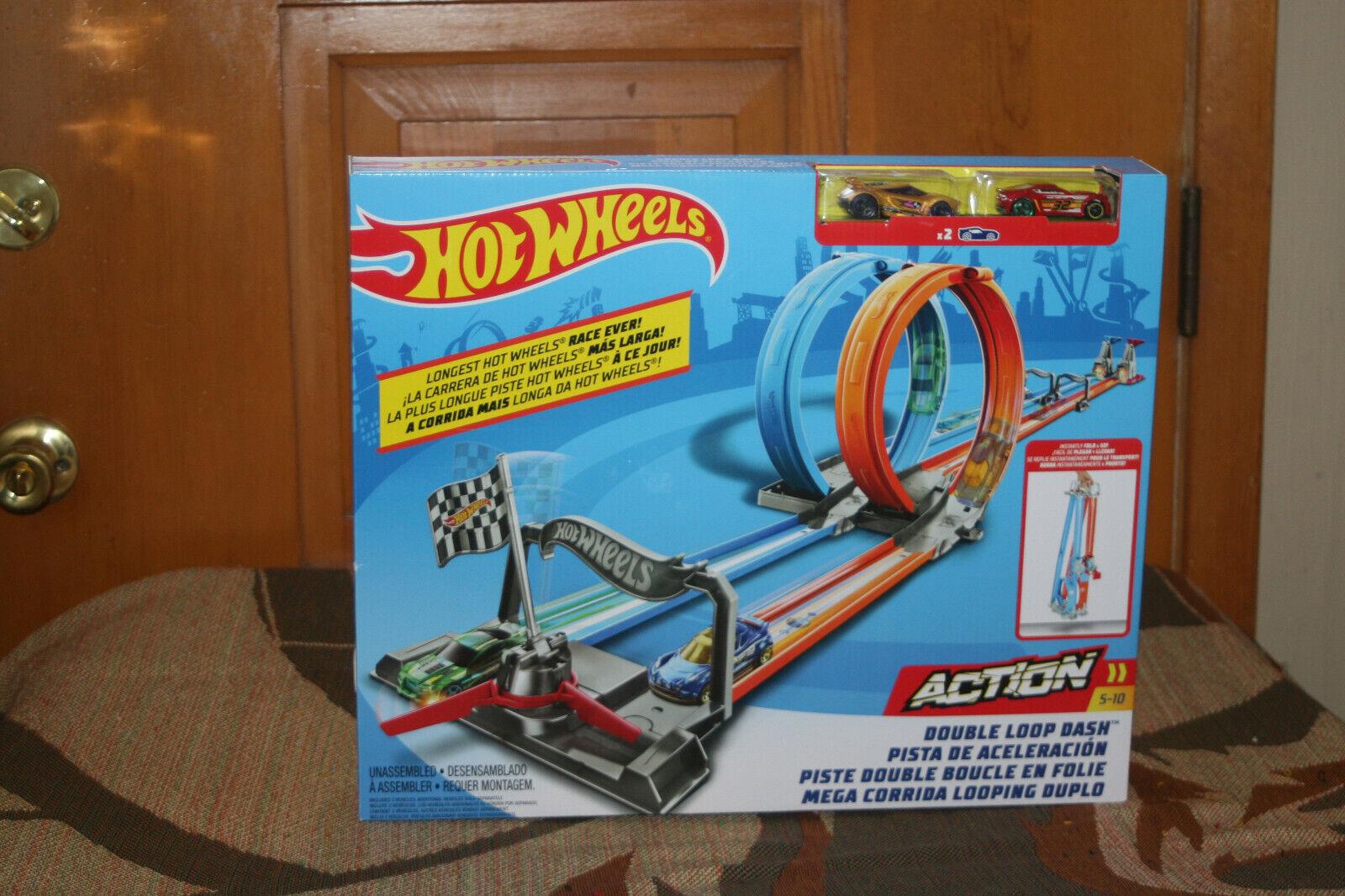 Hot Wheels DOUBLE BOUCLE Dash