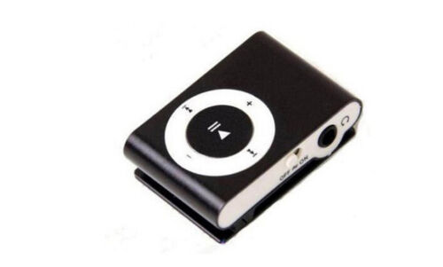 Portable Mini USB Digital MP3 Player LCD Screen Support 32GB Micro SD TF Card
